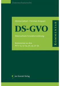 DS-GVO, Datenschutz-Grundverordnung