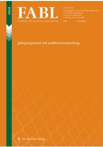 FABL - Fremden- und Asylrechtliche Blätter