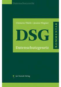 SET Kommentar zur DS-GVO und Kommentar zum DSG
