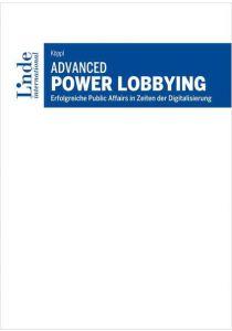 Advanced Power Lobbying