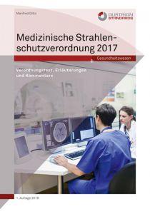Medizinische Strahlenschutzverordnung 2017