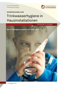 Normensammlung Trinkwasserhygiene in Hausinstallationen