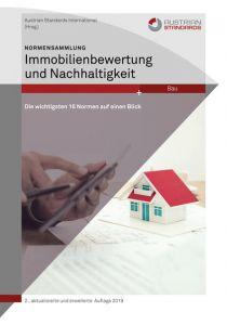 Normensammlung Immobilienbewertung und Nachhaltigkeit