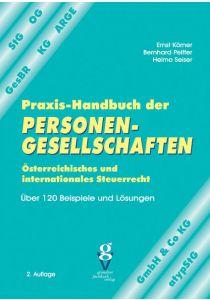 Praxis-Handbuch der PERSONENGESELLSCHAFTEN