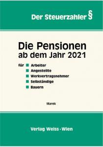 Die Pensionen ab dem Jahr 2021