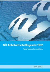 NÖ Abfallwirtschaftsgesetz 1992