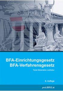 BFA-Einrichtungsgesetz / BFA-Verfahrensgesetz
