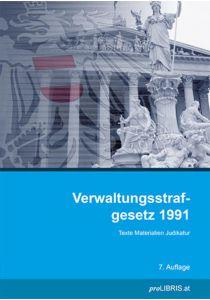 Verwaltungsstrafgesetz 1991