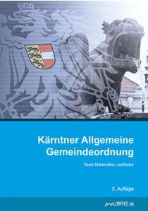 Kärntner Allgemeine Gemeindeordnung