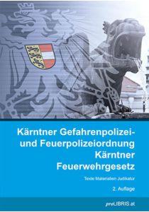 Kärntner Gefahrenpolizei- und Feuerpolizeiordnung / Kärntner Feuerwehrgesetz