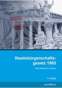 Staatsbürgerschaftsgesetz 1985
