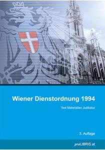 Wiener Dienstordnung 1994