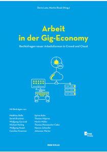 Arbeit in der Gig-Economy