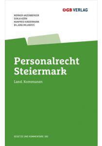 Personalrecht Steiermark