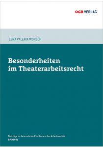 Besonderheiten im Theaterarbeitsrecht
