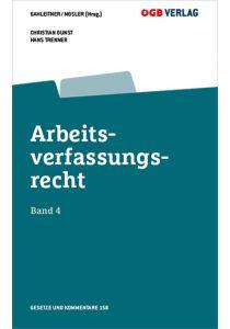 Arbeitsverfassungsrecht Bd 4