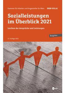 Sozialleistungen im Überblick 2021